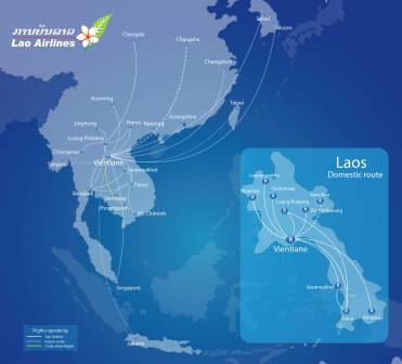 Lao Airlines | Book Our Flights Online & Save | Low-Fares, Offers & More