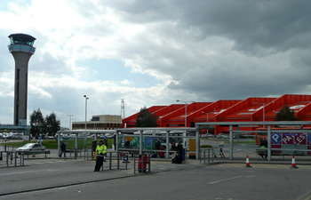 luton control tower