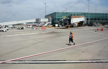 mcghee airport
