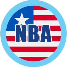 NBA Alternative Airlines logo