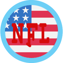 NFL Alternative Airlines logo