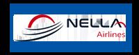 Nella Airlines logo