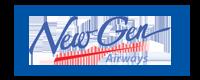 New Gen Airways logo