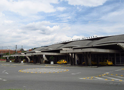 Olaya Herrera Airport