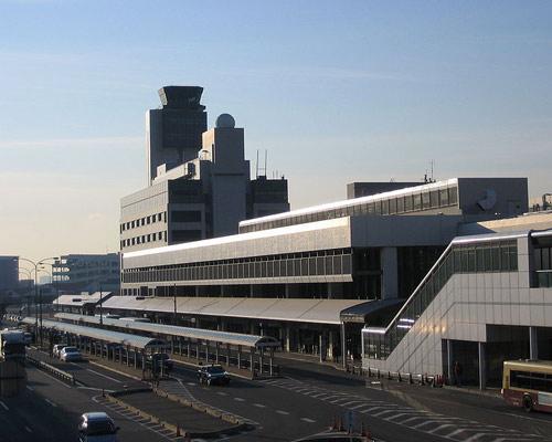 Osaka International Airport photo outside