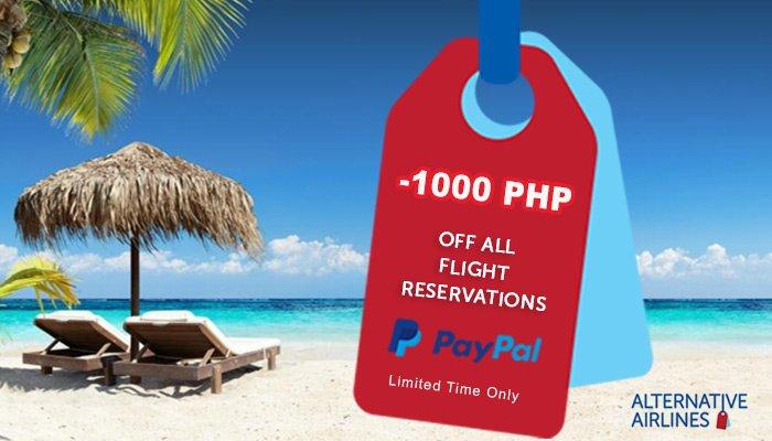 Philippine Peso PayPal Promo Code