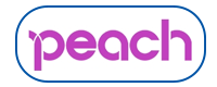 Peach Aviation logo
