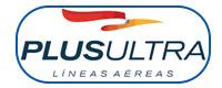 Plus Ultra Lineas Aereas logo