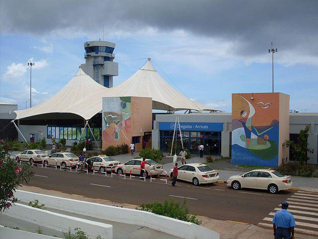 Praia International Airport Cape Verde
