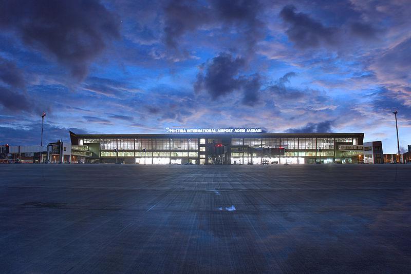 Pristina International Airport Kosovo