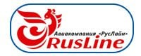 RusLine Airlines logo
