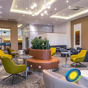 Rwandair Dream Lounge