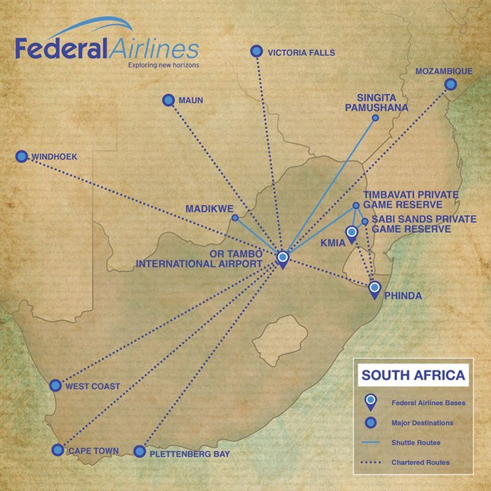 South Africa Map and Key_Final