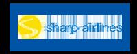 Sharp Airlines logo