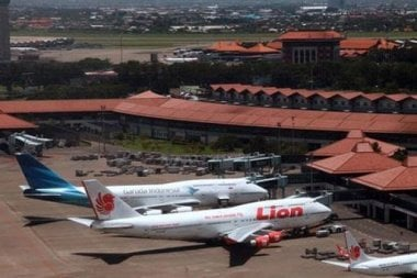 Soekarna Hatta Airport Indonesia