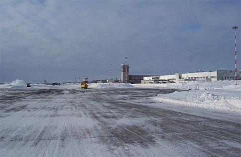 Sokol Airport