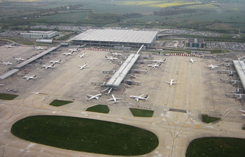 stansted runway