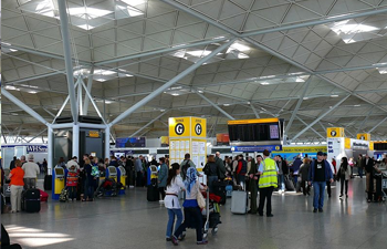 stansted terminal