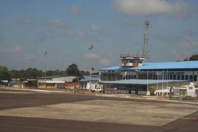 Johan Adolf Pengel Airport Surinam