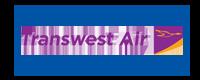 Transwest Air logo