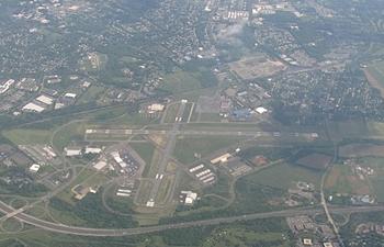 Trenton-mercer runway