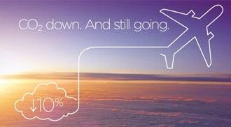 Virgin Atlantic CO2 reduction