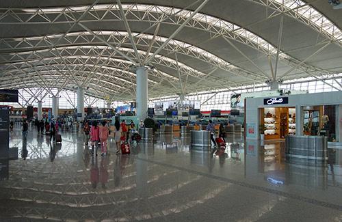 Xi'am Xianyang International Airport