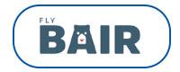 flyBAIR logo