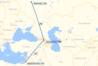 myway route map