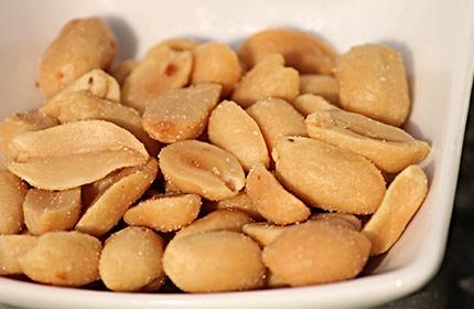 salted peanuts image