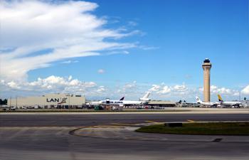 Tampa runway
