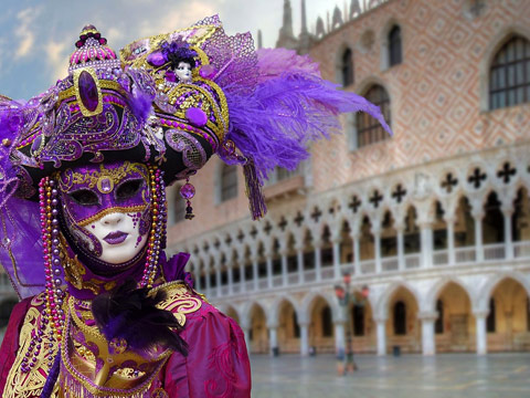 carnival of venice costume