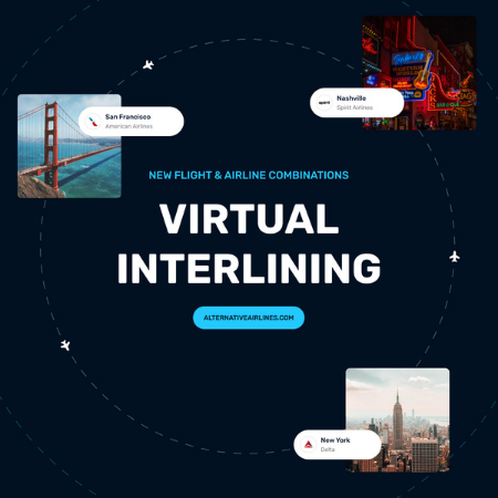 Alternative Airlines launches Virtual Interlining: new flight and airline combinations